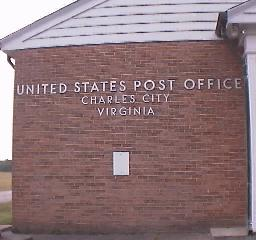 Charles City Post Office