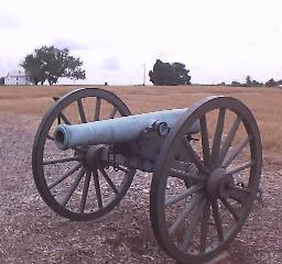 Malvern Hill Cannon