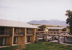 Furnace Creek hotel units